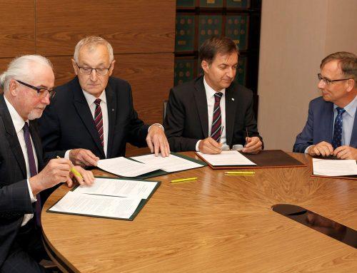FRBS iBODIE podpisanie ostrategicznej współpracy szkoleniowo-edukacyjnej narzecz banków spółdzielczych